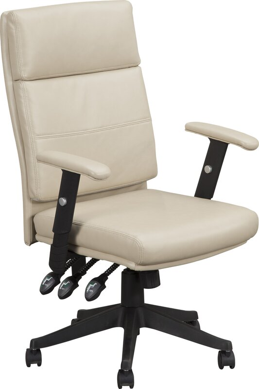 Ebern Designs Balbo Office Chair with Adjustable Arm & Reviews | Wayfair