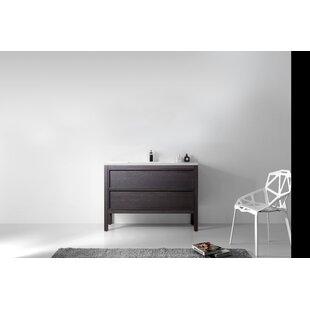 Tous les meubles-lavabos de salle de bain: Ton du bois - Bois jaune ...