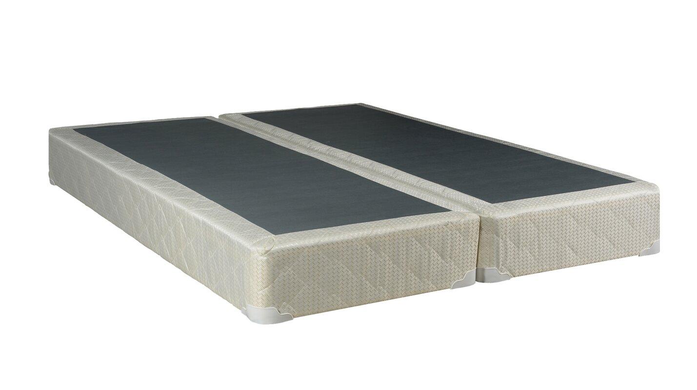 spinal solution full split box spring reviews. Black Bedroom Furniture Sets. Home Design Ideas