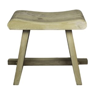 Art of Nature Rondo Munggur Decorative Stool by HSM Collection