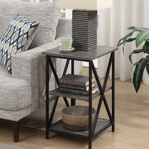 Stroud 3 Tier End Table by..