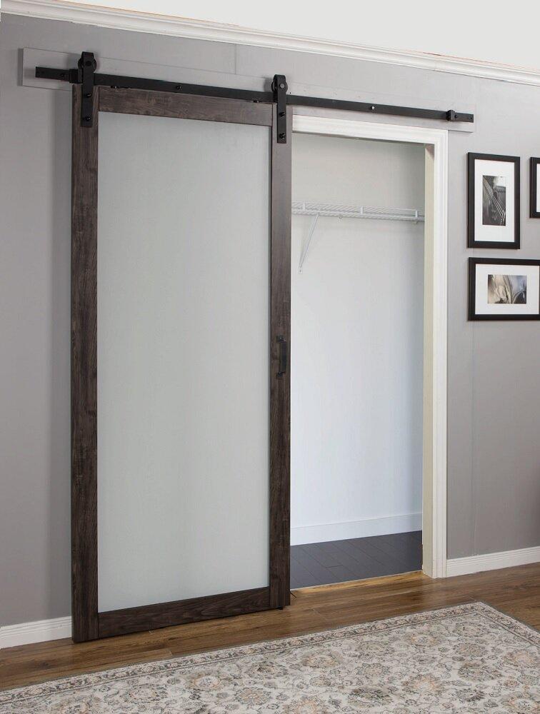 Erias Home Designs Continental Mdf Eingineered Wood 1 Panel Interior