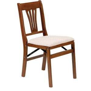 Side Chair (Set of 2) by Stakmore Company, Inc.