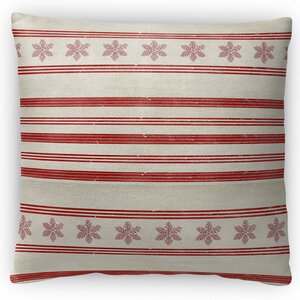 Mollien Stripes Throw Pillow