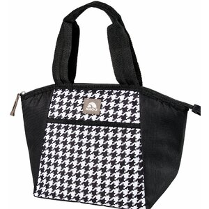 Essential Houndstooth Picnic Tote Bag