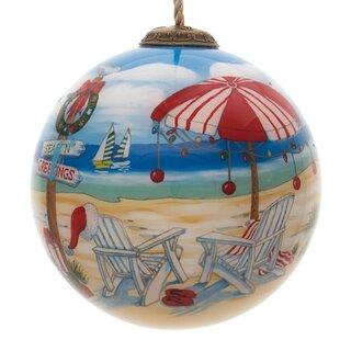 Beach Christmas Ornaments Wayfair