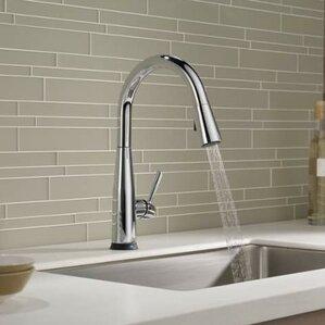 Modern Kitchen Faucet modern & contemporary kitchen faucets you'll love | wayfair