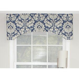 Ronaldo Arch 50″ Window Valance