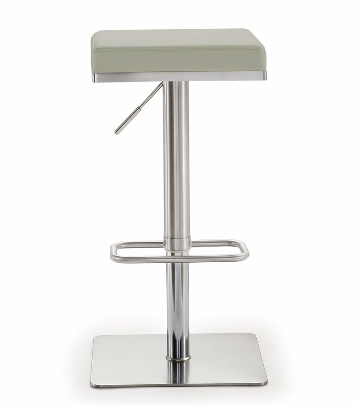 Fahad Adjustable Height Swivel Bar Stool