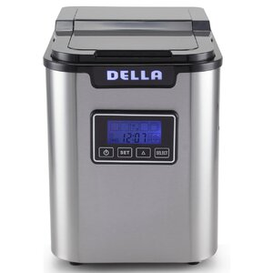 26 lb. Daily Production Freestanding Ice Maker