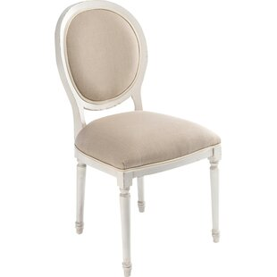 ea05a3e363ddd Round Back Upholstered Dining Chair (Set of 2)