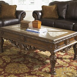 Ashley Watson Coffee Table Wayfair - Ashley furniture watson coffee table