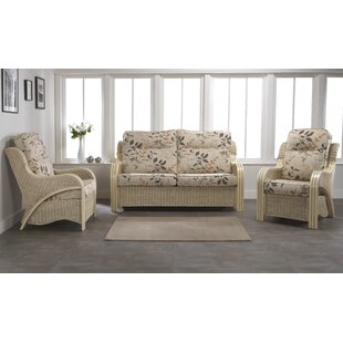 Barview 3 Piece Sofa Set by Beachcrest Home