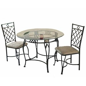 4 Piece Dining Set by ESSENTIAL D?COR & B..