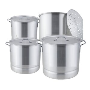 8-Piece Non-Stick Cookware Set