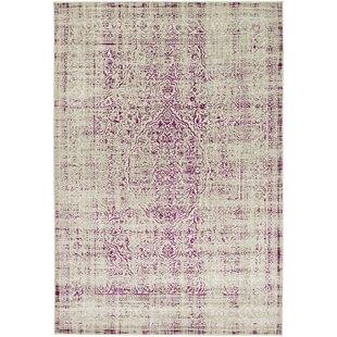 Tapis décoratifs: Couleur - Mauve | Wayfair.ca