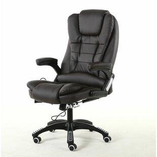 massage office chair wayfair co uk
