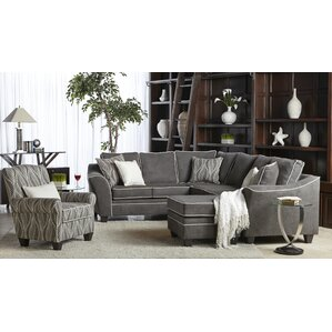 Aquila Sectional by Ivy Br..