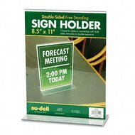 Signs & Sign Holders