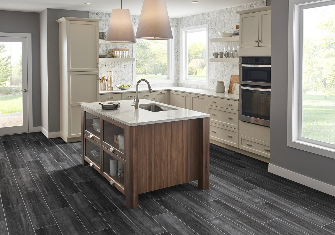 Msi belmond obsidian 8 x 40 ceramic wood look tile in black belmond obsidian 8 x 40 ceramic wood look tile dailygadgetfo Images