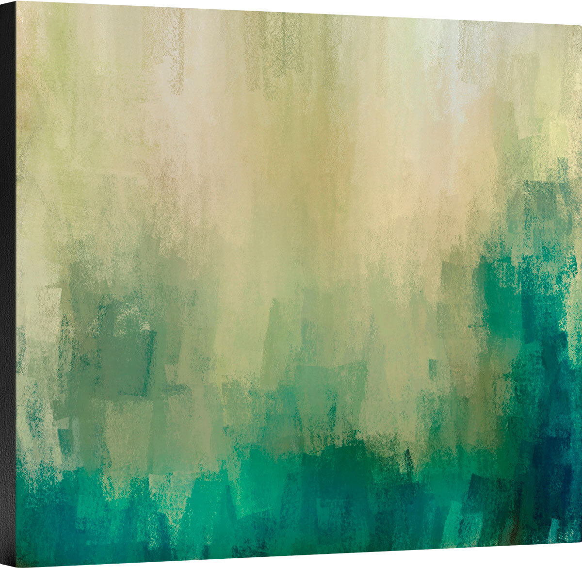 Ashton Wall Décor LLC \'In Motion\' Painting Print on Canvas | Wayfair