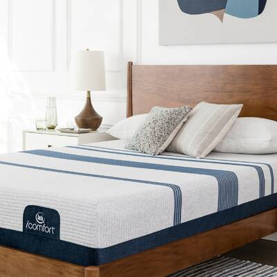 Serta Icomfort 100 10 Firm Gel Memory Foam Mattress Reviews Wayfair
