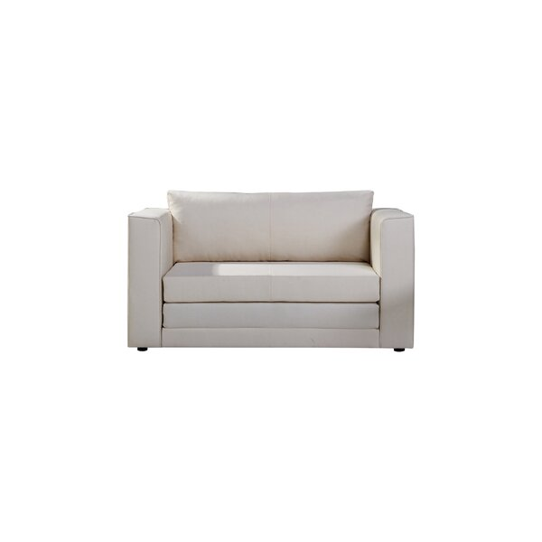 Cool Mainstays Loveseat Sleeper Wayfair Creativecarmelina Interior Chair Design Creativecarmelinacom