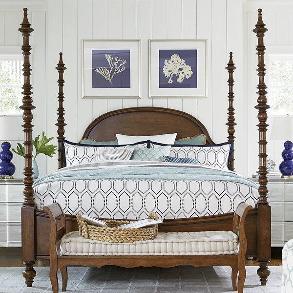 Short Poster Bed | Wayfair