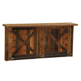 Barnwood Home Bar