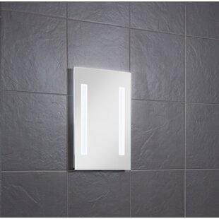 Malham Illuminated Bathroom Vanity Mirror