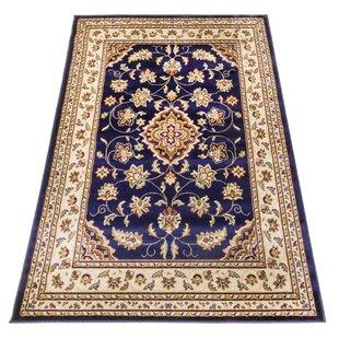 Paducah Persian Blue Rug by Red Barrel Studio