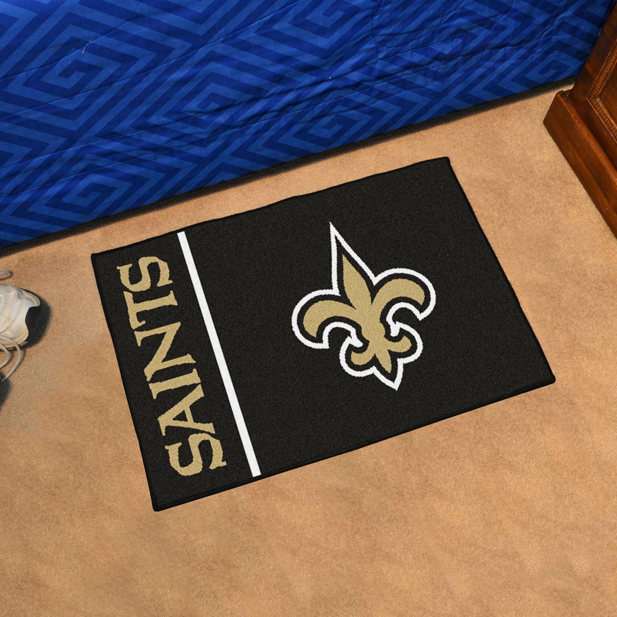 Fanmats Nfl New Orleans Saints Starter Doormat Reviews Wayfair