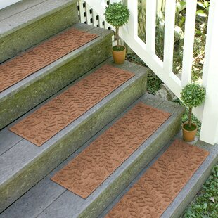 Dark Brown Stair Tread (Set Of 4)