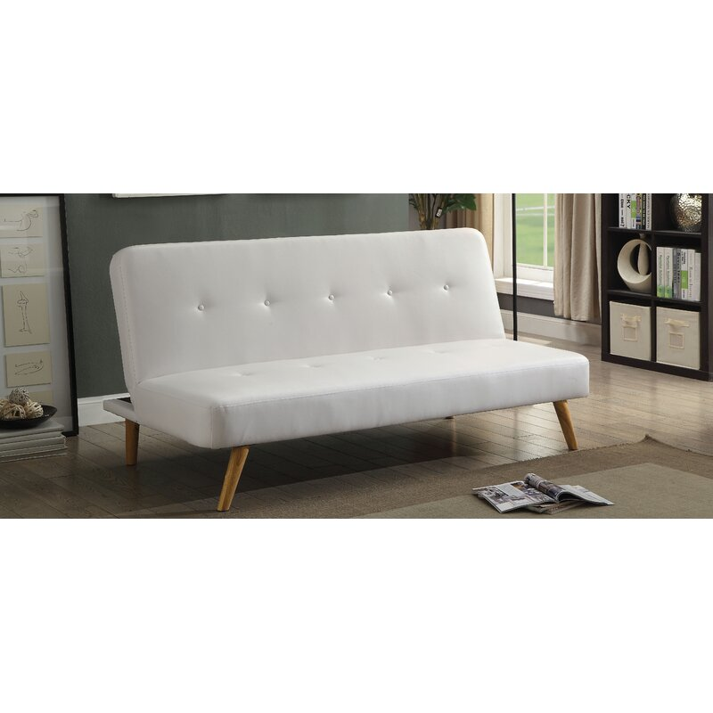 George Oliver Whitestone Contemporary Convertible Sofa | Wayfair