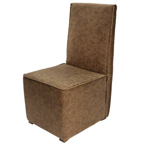 Deolinda Armless Upholstered Dining Chair by 17 Stories