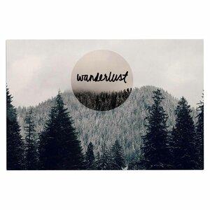 'Wanderlust' Doormat