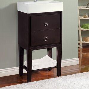 Kent 18 Single Modern Bathroom Vanity Set