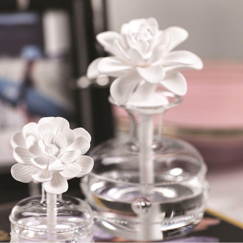 Zodax Grand Casablanca Lily Porcelain Diffuser Wayfair