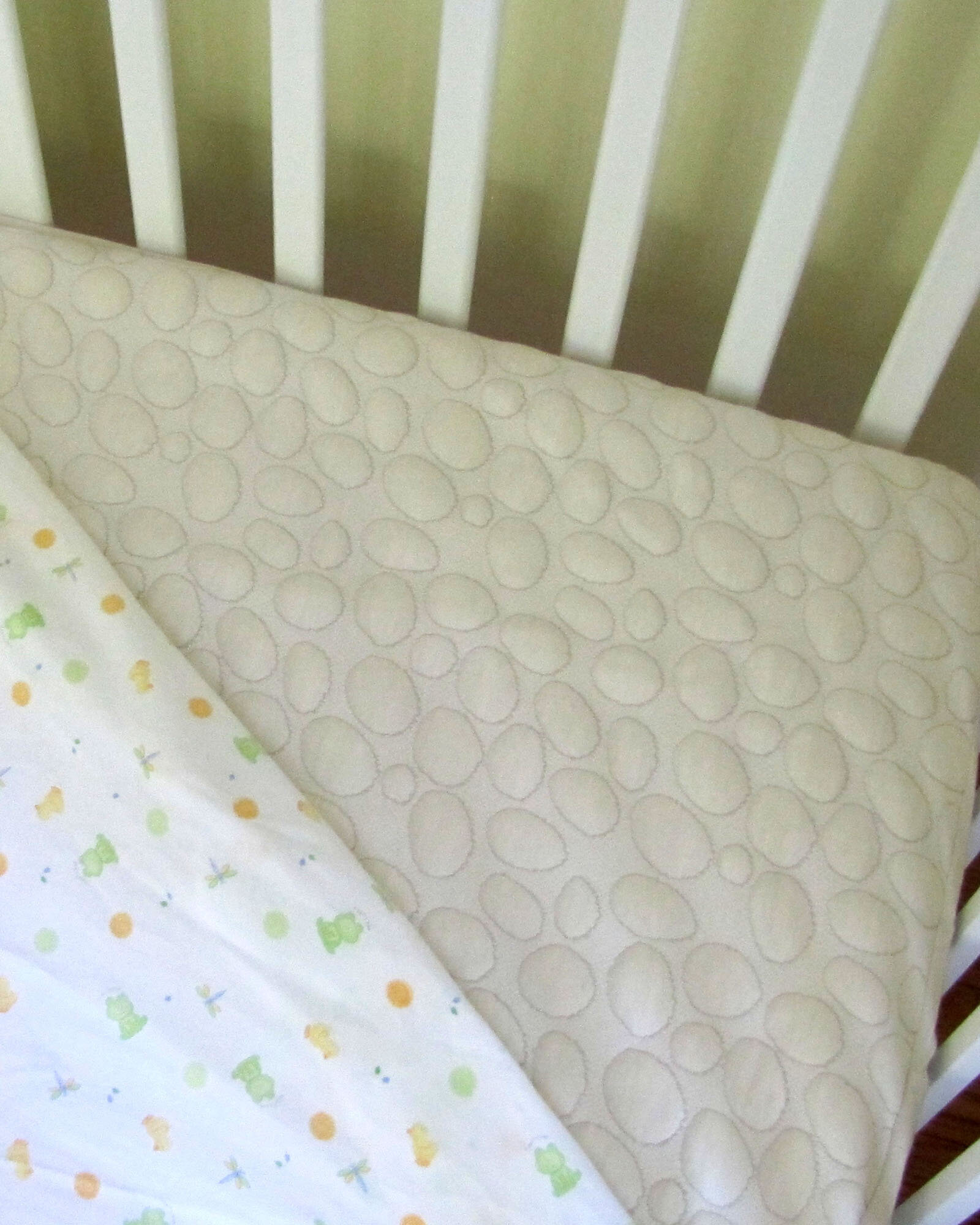 Quilted Mattress Protectors Topper Fitted Pillow Cover,bunk,cot Bed All Sizes Fashionable Patterns Bedding