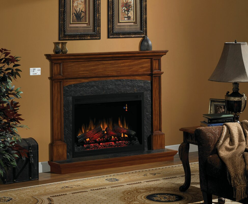 Classic Flame 36 Quot Electric Fireplace Insert Amp Reviews