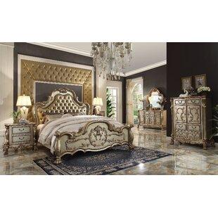 Superieur Perales Panel Configurable Bedroom Set
