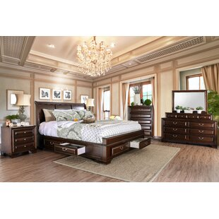 Solid Wood Bedroom Sets You\'ll Love | Wayfair