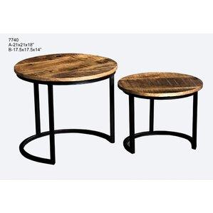 Ouseman 2 Piece Nesting Tables