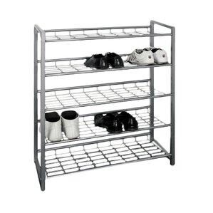 5tier shoe rack