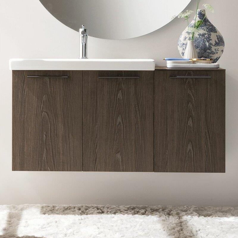 To Inch Bathroom Vanities Youll Love Wayfair - Bathroom vanity tops 43 x 22 for bathroom decor ideas