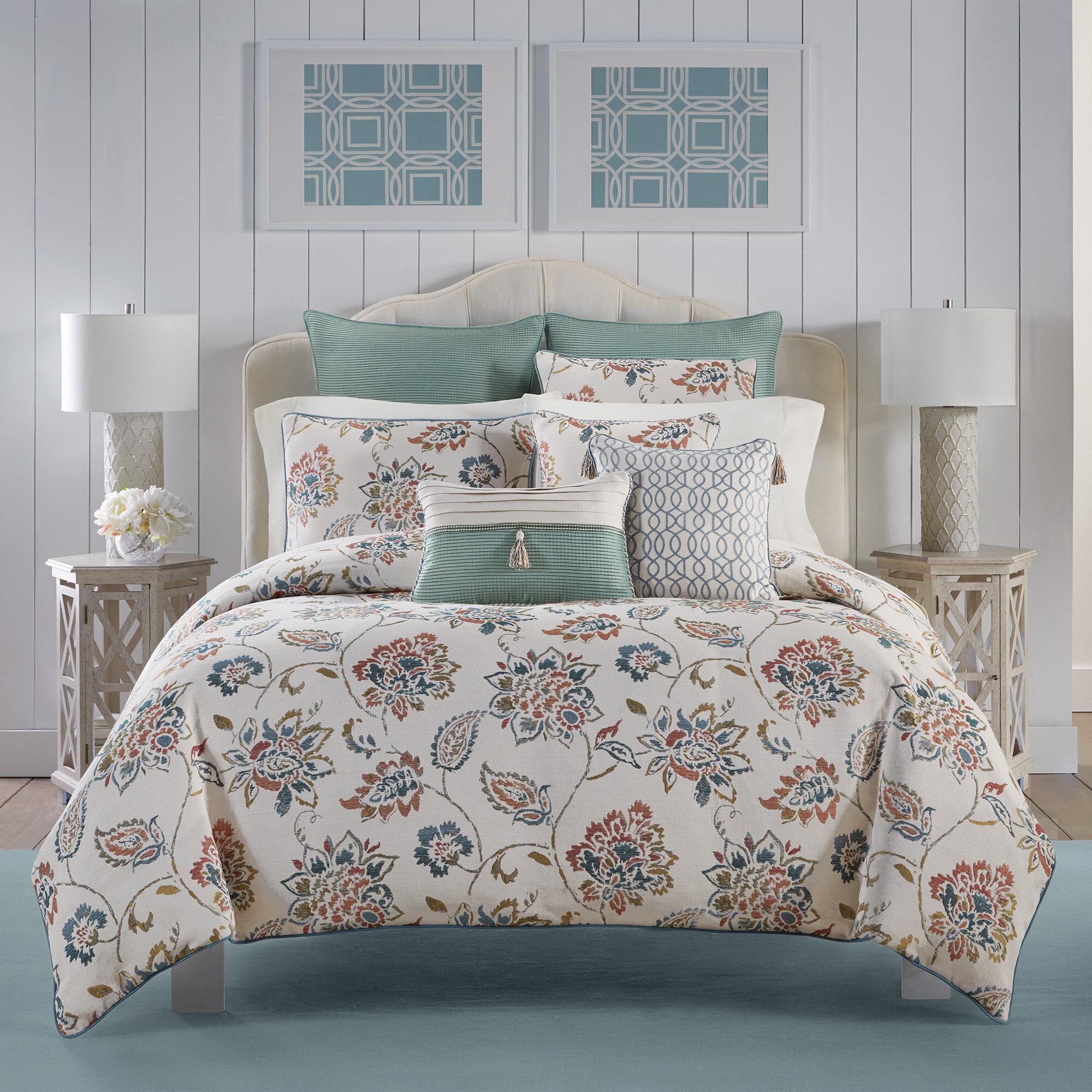 Croscill Beckett 3 Piece Comforter Set & Reviews   Wayfair