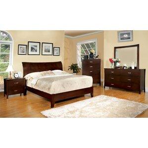 beauregard platform bedroom set