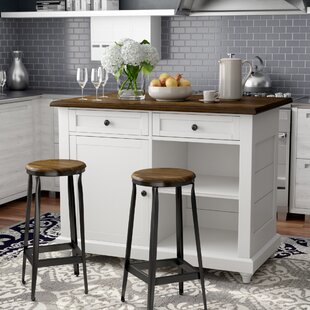 Gilchrist Kitchen Island Set