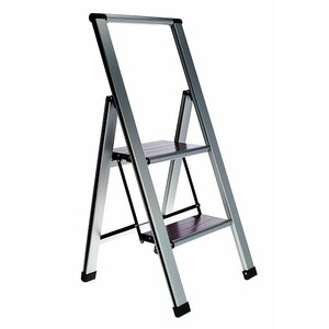 Folding 2 Step Ladder with 250...