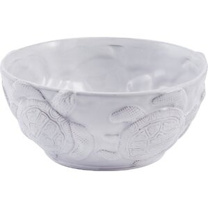 Turtle Serving Bowl